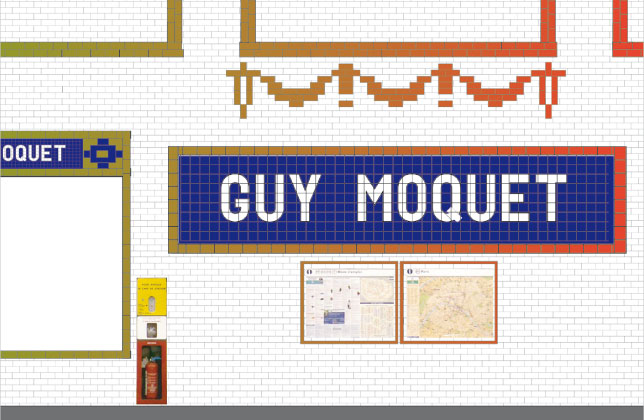 station Guy Moquet